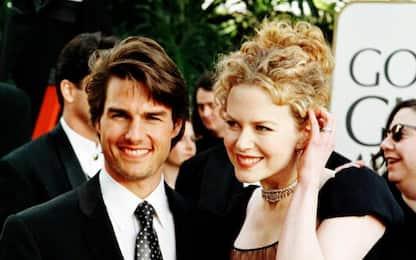 Nicole Kidman e Tom Cruise, vent'anni dal divorzio: la loro storia