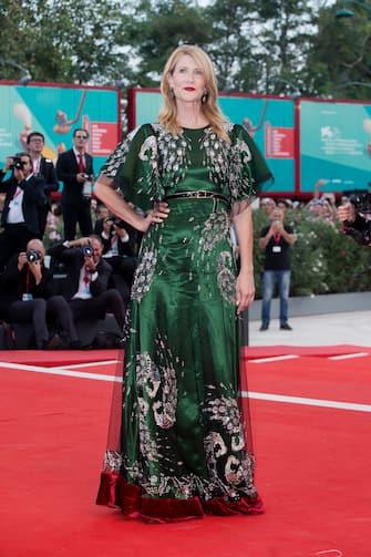 Venice Film Festival, Scarlett Johnasson on the red carpet for Marriage Story