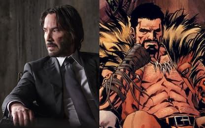 Spider-Man, la Marvel vuole Keanu Reeves come Kraven il Cacciatore