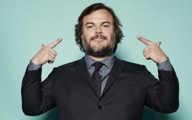 LOS ANGELES - JANUARY 6: Jack Black visits the CBS Photo Booth during the PEOPLE'S CHOICE AWARDS, the only major awards show where fans determine the nominees and winners across categories of movies, music and television, will air live from the Microsoft Theatre Wednesday, Jan. 6, 2016 (9:00-11:00 PM, ET/delayed PT) on the CBS Television Network. (Photo by Monty Brinton/CBS via Getty Images)