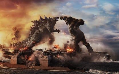 Godzilla Vs Kong, un lungo sguardo dietro le quinte: VIDEO dal set