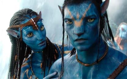 Avatar, la foto di James Cameron sul set