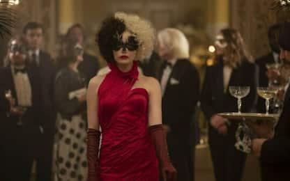 Crudelia, nuove foto del film con Emma Stone