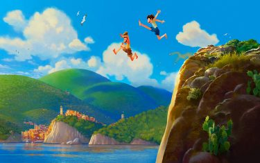 """Set in a beautiful seaside town on the Italian Riviera, the Disney and Pixar original feature film, """"Luca,"""" is a coming-of-age story about one young boy experiencing an unforgettable summer filled with gelato, pasta and endless scooter rides.  """"Luca"""" is slated for release in summer 2021 and directed by Enrico Casarosa and produced by Andrea Warren.  © 2020 Disney/Pixar. All Rights Reserved."""