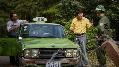 A Taxi Driver, dalla Corea un' emozionante commedia drammatica