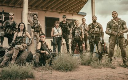 Army of the Dead: il trailer ufficiale del film di Zack Snyder