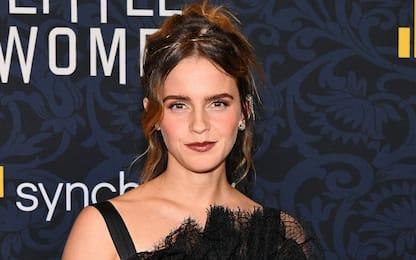 Emma Watson non si ritira dal cinema: la smentita del manager