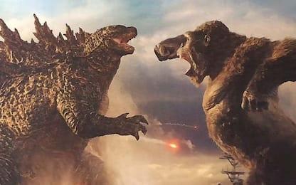 Godzilla vs. Kong: pubblicati due spot del film