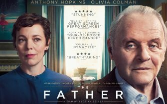 UK. Olivia Colman and Anthony Hopkins in the ©Sony Pictures Classics  new film:  The Father (2020). Plot: A man refuses all assistance from his daughter as he ages. As he tries to make sense of his changing circumstances, he begins to doubt his loved ones, his own mind and even the fabric of his reality.  Ref: LMK106-J6793-290920 Supplied by LMKMEDIA. Editorial Only. Landmark Media is not the copyright owner of these Film or TV stills but provides a service only for recognised Media outlets. pictures@lmkmedia.com