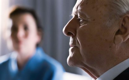 The Father, arriva in Usa il film con Anthony Hopkins e Olivia Colman