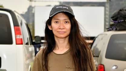 Golden Globe 2021, l'intervista a Chloe Zhao premiata per Nomadland