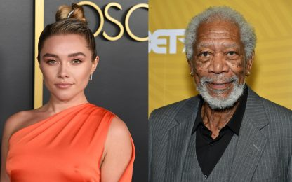 A Good Person: Florence Pugh e Morgan Freeman nel film di Zach Braff
