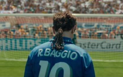 Il Divin Codino, cosa sappiamo sul film Netflix su Roberto Baggio