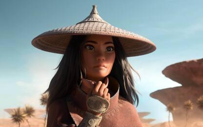 Raya e l'ultimo drago: il 5 marzo esce in Italia il nuovo film Disney