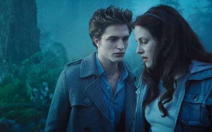 Twilight, come sarebbe il film senza il filtro blu? FOTO