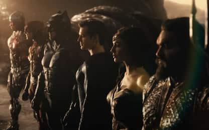 Zack Snyder's Justice League, pubblicato un nuovo teaser trailer
