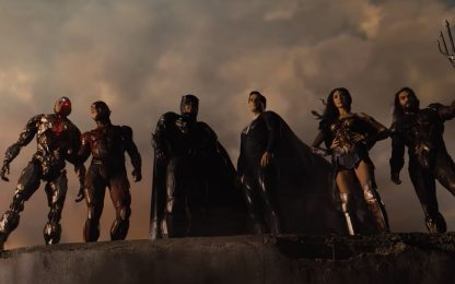 Zack Snyder's Justice League, nuovo trailer