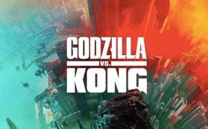 Godzilla VS. Kong, online un nuovo poster