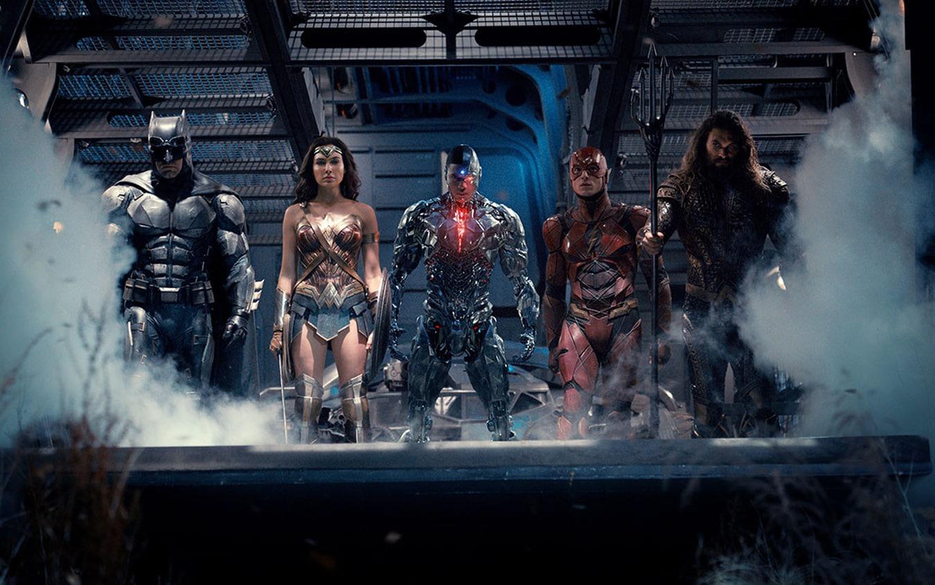 Justice League Snyder's Cut recensione