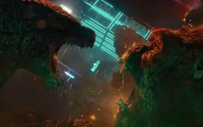 Godzilla Vs. Kong, online un nuovo trailer