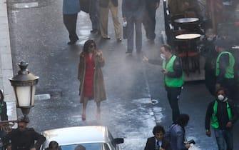 Lady Gaga Al Pacino gucci roma