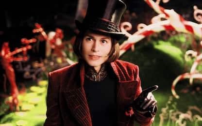 La fabbrica di cioccolato, il cast del film con Johnny Depp. FOTO