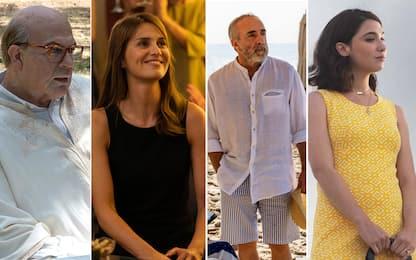David di Donatello, le attrici e gli attori candidati. FOTO