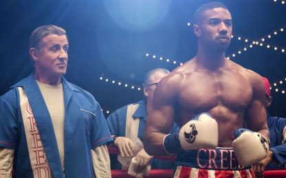 Creed 3, Sylvester Stallone annuncia che non sarà nel film