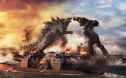 Godzilla VS. Kong, svelata la data di uscita del film in Italia