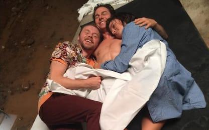 Mission: impossible 7, Simon Pegg condivide una nuova foto dal set