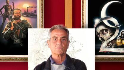 Enzo Sciotti, addio al grande artista: le sue locandine più famose