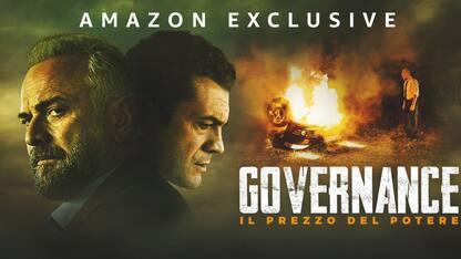Governance-Il prezzo del potere, un noir feroce e moderno