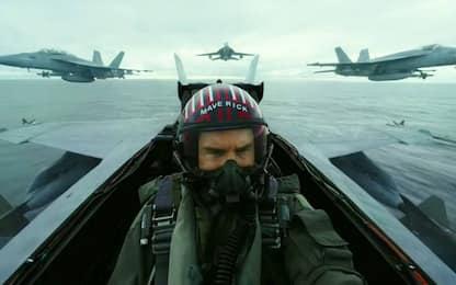 Da Top Gun Maverick a Mission Impossible, i film rinviati da Paramount