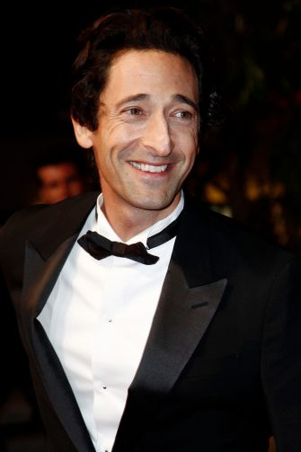 (KIKA) - CANNES - Adrien Brody at Coming Home Red Carpet at Palais des Festivals on May 20, 2014 in Cannes, France.