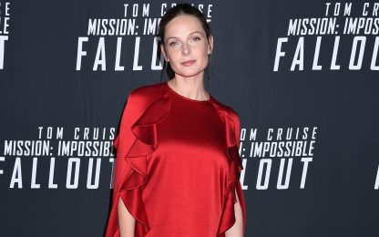 Mission: Impossible 7, Rebecca Ferguson condivide uno scatto dal set