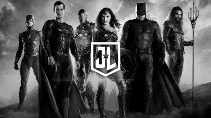 Justice is Gray,  Zack Snyder's Justice League