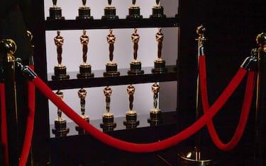 Oscar cover getty