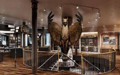 Harry Potter Store a New York, ecco quando aprirà: FOTO