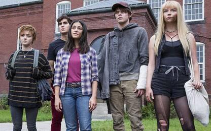 Teen Heroes, le nuove leve dei supereroi in azione su Sky
