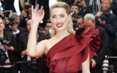 Amber Heard cover kika