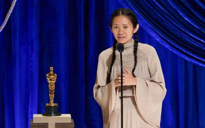 Oscar 2021, Nomadland miglior film e regia. Italia a mani vuote