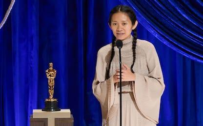 Oscar 2021, Chloé Zhao entra nella storia con Nomadland