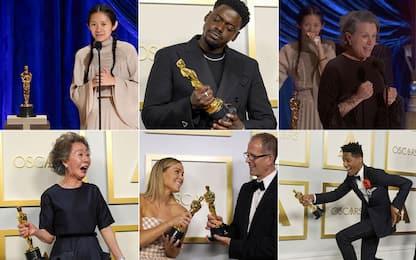 Premi Oscar 2021: tutti i vincitori, da Chloé Zhao a Anthony Hopkins