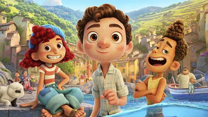 Luca, il film Disney: omaggio all'Italia e inno all'amicizia