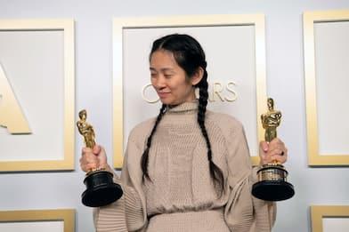 La prossima opera di Chloé Zhao? Un film Marvel, in uscita a novembre