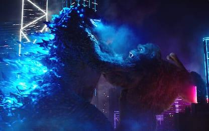 Godzilla VS. Kong, distribuito un nuovo trailer della pellicola