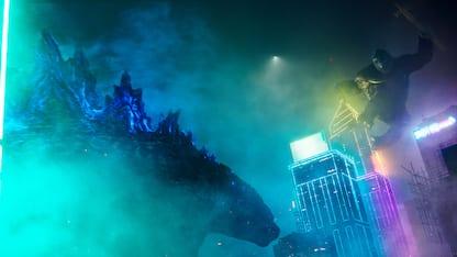 Godzilla vs. Kong,  il film  è disponibile su Sky Primafila Premiere