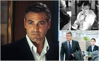 George Clooney compie 60 anni, i suoi film più famosi
