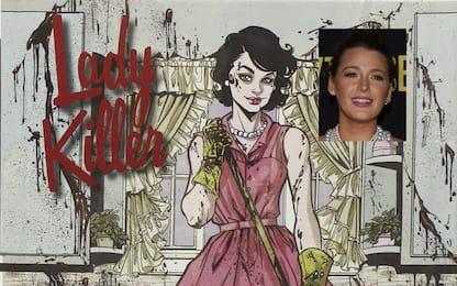 Lady Killer, Blake Lively protagonista di un cinecomic