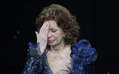 """David di Donatello 2021, premiati """"Volevo nascondermi"""" e Sophia Loren"""